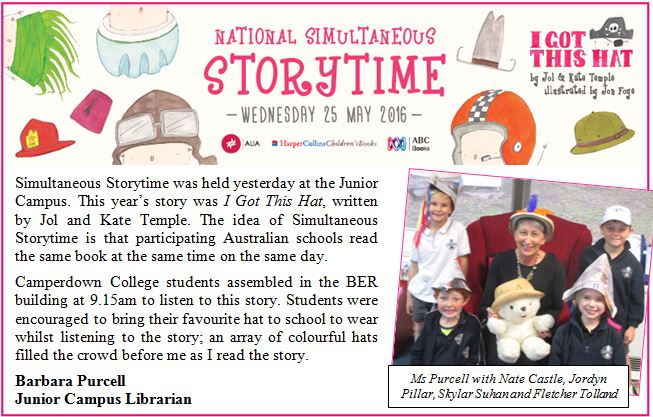 national simultaneous storytime - photo #23